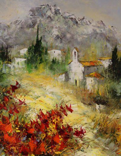 Eclat floral en Provence